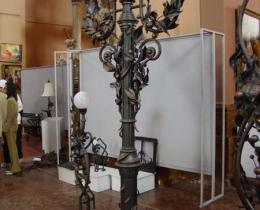 Кованые фонари в Воронеже №25
