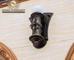 Кованые фонари в Воронеже №13