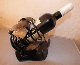 Кованые винницы, подставки под вино №26
