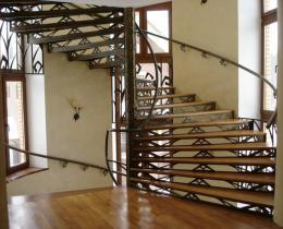 Кованые лестницы в Воронеже №70