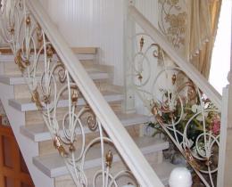 Кованые лестницы в Воронеже №21