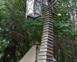 Кованые фонари в Воронеже №71