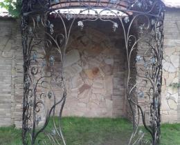 Кованые арки в Воронеже №136