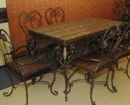 Кованые столы в Воронеже №93