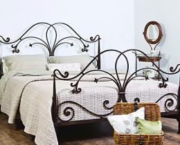 Кованые кровати в Воронеже №17