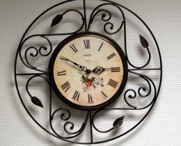 Кованые часы в Воронеже №50