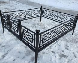 Кованые ограды в Воронеже №17