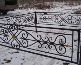 Кованые ограды в Воронеже №79
