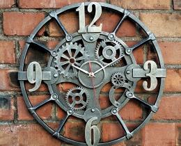 Кованые часы в Воронеже №52