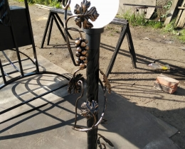 Кованые фонари в Воронеже №57