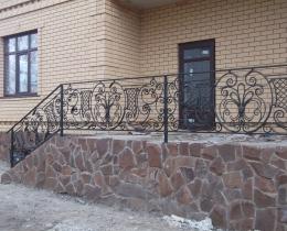 Кованые ограждения в Воронеже №29