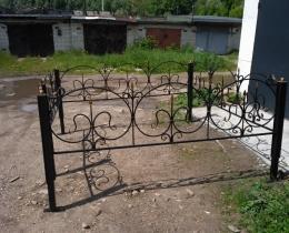 Кованые ограды в Воронеже №112