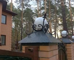 Кованые фонари в Воронеже №80
