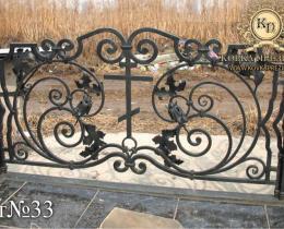 Кованые ограды в Воронеже №43