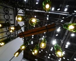Кованые люстры, фонари, светильники, подсвечники №38