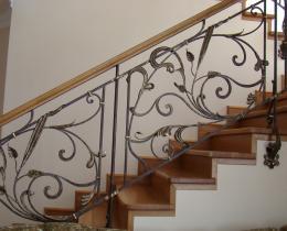 Кованые лестницы в Воронеже №22
