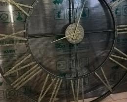 Кованые часы в Воронеже №54