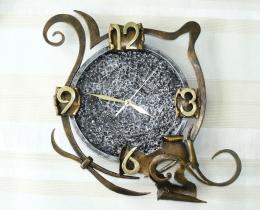 Кованые часы в Воронеже №55