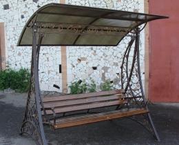 Кованые качели в Воронеже №51