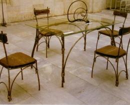 Кованые стулья в Воронеже №59