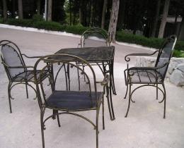 Кованые стулья в Воронеже №60