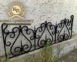 Кованые ограды в Воронеже №32