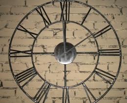 Кованые часы в Воронеже №39