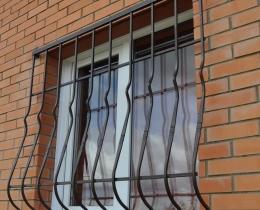 Кованые оконные решетки в Воронеже №63