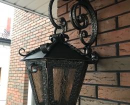 Кованые фонари в Воронеже №46