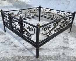 Кованые ограды в Воронеже №64
