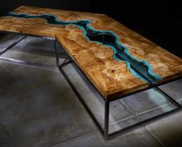 Дизайнерские столы, столешницы №26