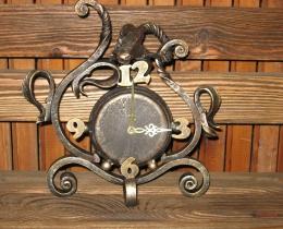 Кованые часы в Воронеже №56