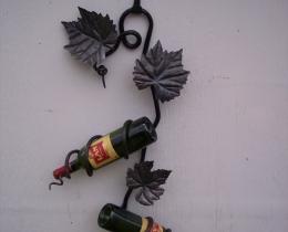Кованые винницы, подставки под вино №22