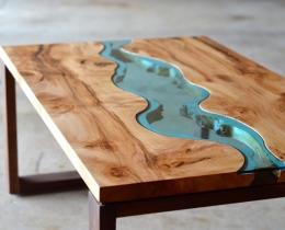 Дизайнерские столы, столешницы №64