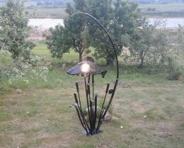 Кованые фонари в Воронеже №85