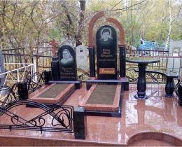 Кованые ритуальные изделия в Воронеже №15