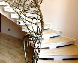 Кованые лестницы в Воронеже №25