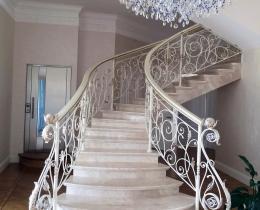 Кованые лестницы в Воронеже №26