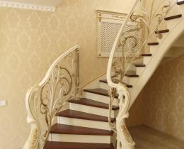 Кованые лестницы в Воронеже №27