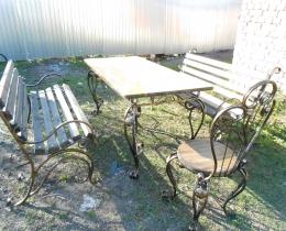 Кованые стулья в Воронеже №36