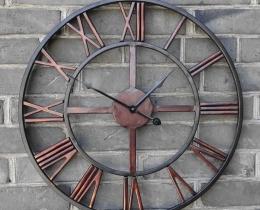 Кованые часы в Воронеже №60