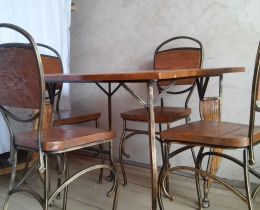 Кованые стулья в Воронеже №35