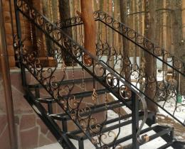 Кованые лестницы в Воронеже №63