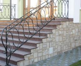 Кованые лестницы в Воронеже №30