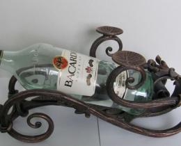 Кованые винницы, подставки под вино №13