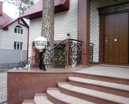 Кованые фонари в Воронеже №86