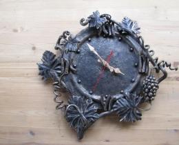 Кованые часы в Воронеже №81