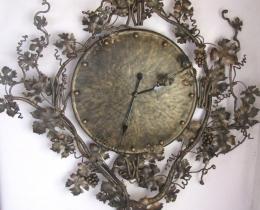 Кованые часы в Воронеже №82