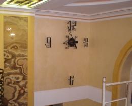 Кованые часы в Воронеже №63