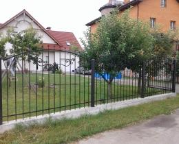 Кованые заборы в Воронеже №112